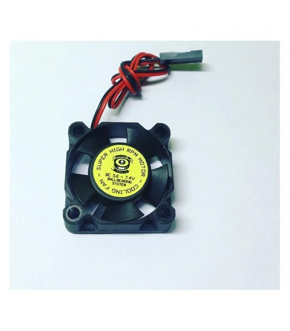 ULTRA HIGH RPM COOLING FAN 30x30x10MM