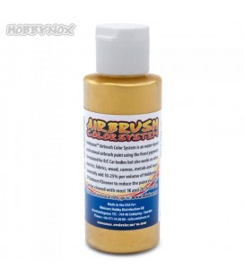 AIRBRUSH COLOR PEARL GOLD 60ML