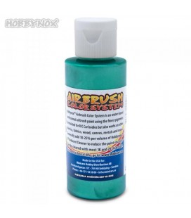 AIRBRUSH COLOR PEARL GREEN 60ML