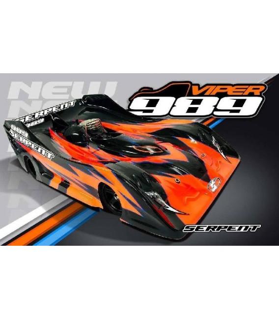SERPENT VIPER 989 1/8 GP 4WD