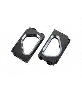 RADIOPLATE BRACKET ALU (2) S989