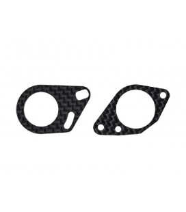 MIDSHAFT MOUNTS CARBON (2) S989