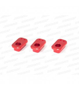 ALU CASTER BUSHING (2dot/3pcs)