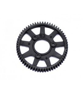 2-SPEED GEAR 63T SL8 XLI V2