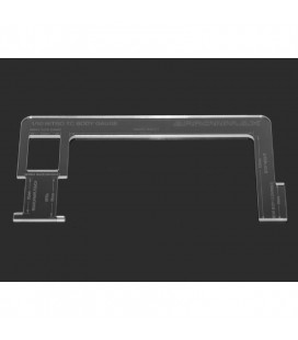 BODY GAUGE FOR 1/10 NITRO TOURING CARS