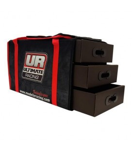 ULTIMATE RACING 3 DRAWER CARRYING BAG