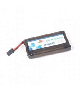 INTELLECT TX BATTERY FOR SANWA M17 6000