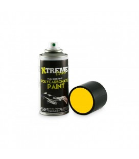XTREME RC PAINT YELLOW 150ML