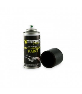 XTREME RC PAINT BLACK 150ML