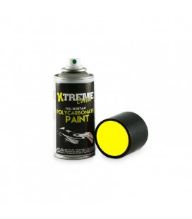 XTREME RC PAINT FLUO-YELLOW 150ML