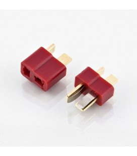 PAIR OF CONNECTORS DEAN