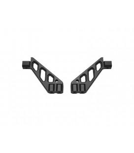 TRANSMISSION BRACE REAR ALU SRX8 GT (2)