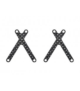 WISHBONE INSERT CARBON (2) X20