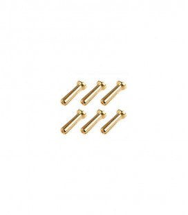CORALLY 5MM BANANA CONNECTOR (6U)