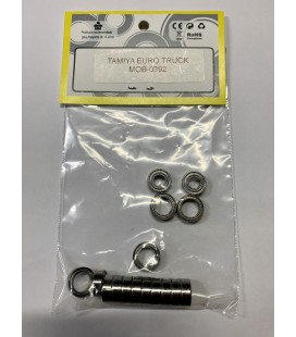 BALL BEARING KIT FOR TAMIYA RC TRUCK