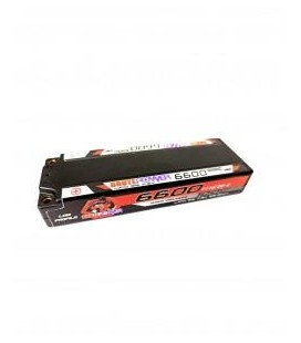 BRUTEPOWER LIPO 2S HV 6600MAH 100C LOW P