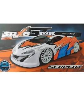 SERPENT COBRA SRX8 GTE LWB 1/8 EP