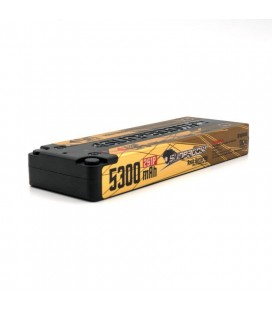 SUNPADOW LIPO 2S 7,4V 5300MAH 130C GOLD