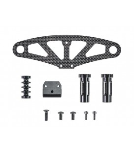 BUMPERPLATE CARBON SET SRX8 GT