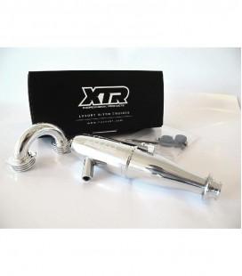 XTR EFRA 2135 1/8 BUGGY COMPLETE EXHAUST