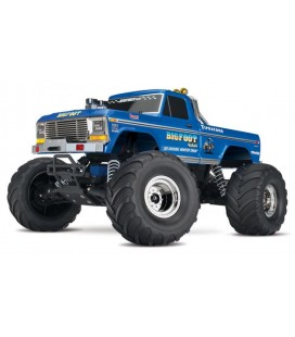 TRAXXAS BIGFOOT Nº 1 MONSTER TRUCK