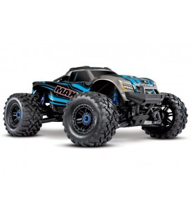 MAXX 4x4 1/10 RTR TQi BRUSHLESS TSM BLUE