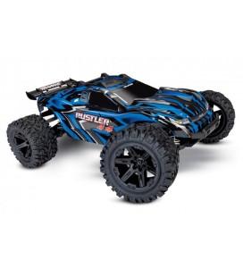 RUSTLER 4x4 XL-5 1/10 RTR TQ BLUE