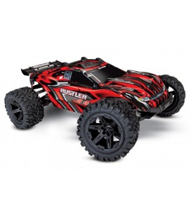 RUSTLER 4x4 XL-5 1/10 RTR TQ RED