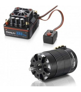 HOBBYWING XR8 PLUS ESC & 4268 G2 2200KV