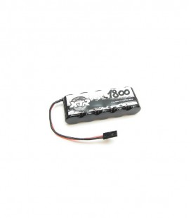 XTR NIMH 1800Mah RECEIVER BATTERY FLAT