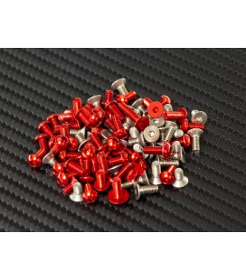 IF14-II TITANIUM/ALUMINIUM SCREW SET