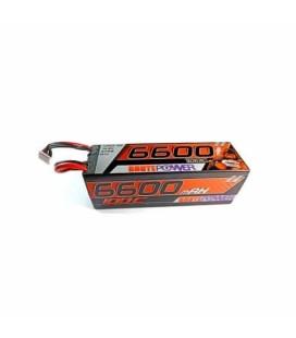 BRUTEPOWER LIPO 4S 6600MAH 100C