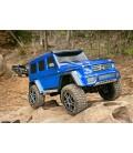 TRX-4 MERCEDES G500 4x4 BLUE RTR LED