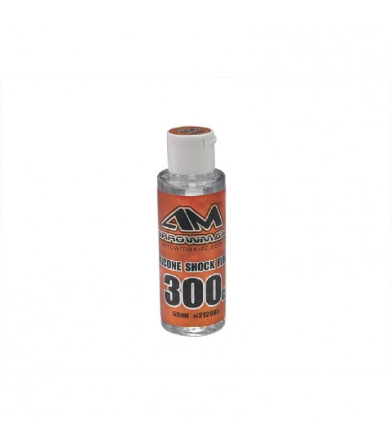 SILICONE SHOCK FLUID 59ml 300cst V2