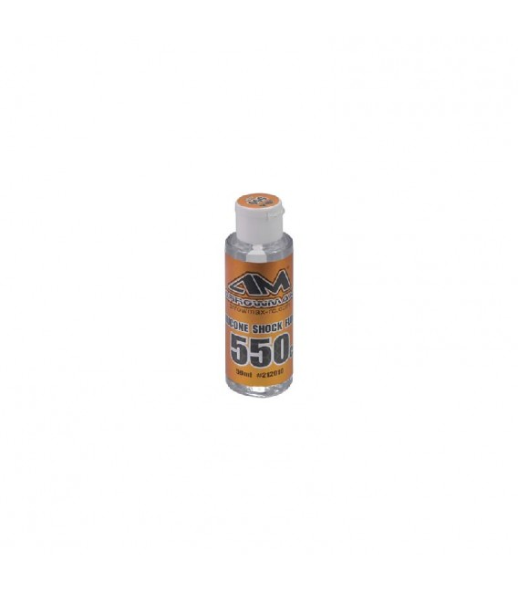 SILICONE SHOCK FLUID 59ml 550cst V2