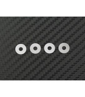 SHIM 3x9x0.2mm (4 pcs)