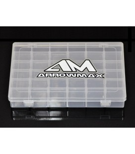 36-COMPARTMENT PARTS BOX (272x175x43MM)