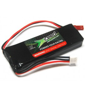 XCEED LIPO BATTERY PACK 7,4v 1300Mah W/B