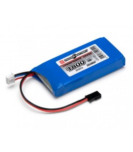 TRANSMITTER BATTERY LI-FE 6.6V 1800Mah
