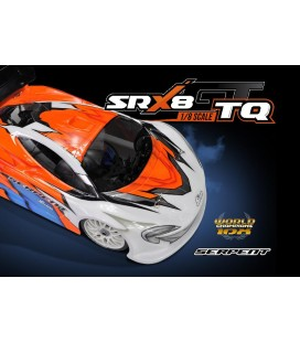 SERPENT COBRA SRX8-GT TQ 4WD 1/8 GP