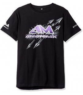 T-SHIRT ARROWMAX BLACK (S)