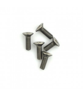 TITANIUM SCREW ALLEN COUNTERSUNK M4x12