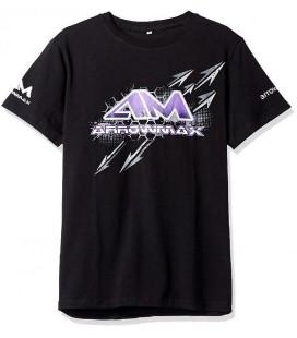 T-SHIRT ARROWMAX BLACK (XXL)