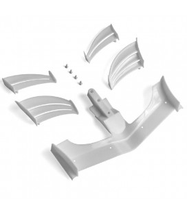 MONTECH WING F1-17 FRONT WHITE