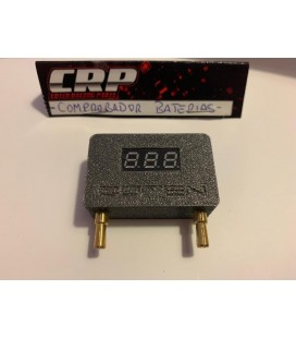 CRP QUICK LIPO BATTERY CHECKER BLACK