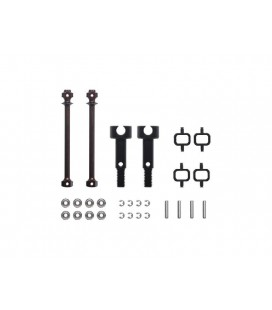 CVD BB DRIVESHAFT SET (2U)