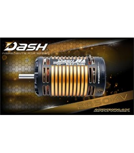 DASH R-TUNE 1/8 BRUSHLESS MOTOR 2650KV