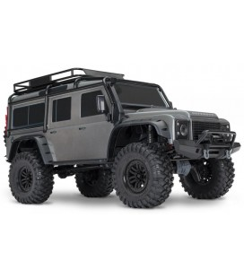 TRX-4 LAND ROVER DEFENDER SILVER RTR