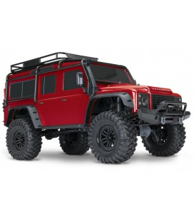 TRX-4 LAND ROVER DEFENDER RED RTR