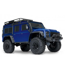 TRX-4 LAND ROVER DEFENDER BLUE RTR